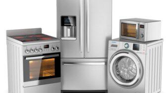 cuánto consume un electrodoméstico