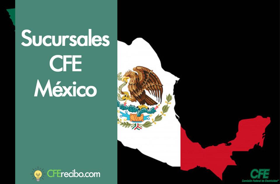 Localizar Sucursales CFE