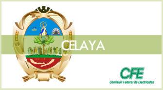 Sucursales CFE en la ciudad de Celaya