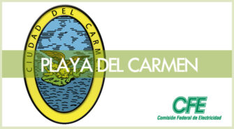 Sucursales CFE en Playa del Carmen