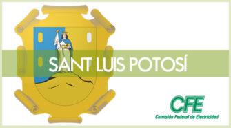 Sucursales CFE en la ciudad de San Luis Potosí