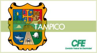 Sucursales CFE en la ciudad de Tampico