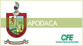 Sucursales CFE en Apodaca