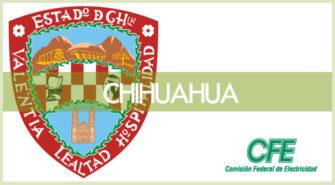 Sucursales CFE en Chihuahua