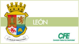 Sucursales CFE en León