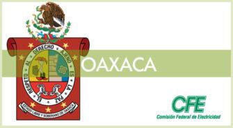 Sucursales CFE en Oaxaca