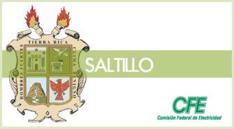 Sucursales CFE en Saltillo