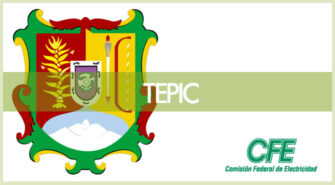 Sucursales CFE en Tepic