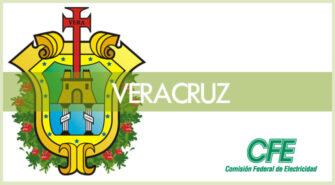 Sucursales CFE en Veracruz