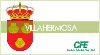 Sucursales CFE en Villahermosa