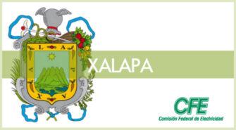 Sucursales CFE en Xalapa