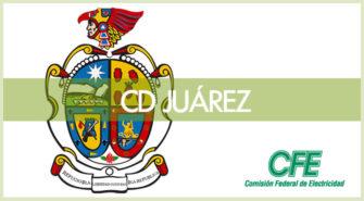 cef reciboen la ciudad CD Juárez
