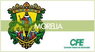 cef recibo en la ciudad Morelia
