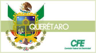 cef recibo en la ciudad de Querétaro